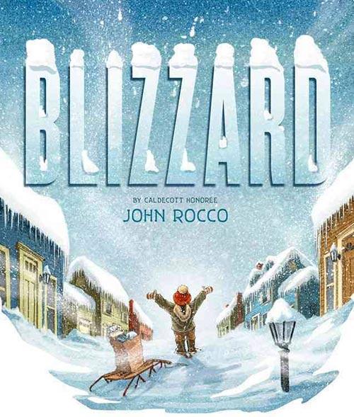 Blizzard by John Rocco
