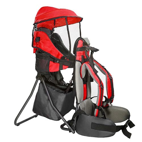 Clevr hiking baby backpack