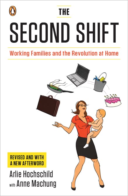 The Second Shift: Working Families and the Revolution at Home by Arlie Hochschild