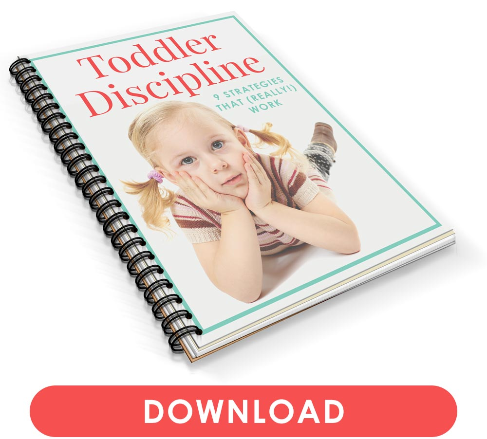Toddler Discipline Strategies
