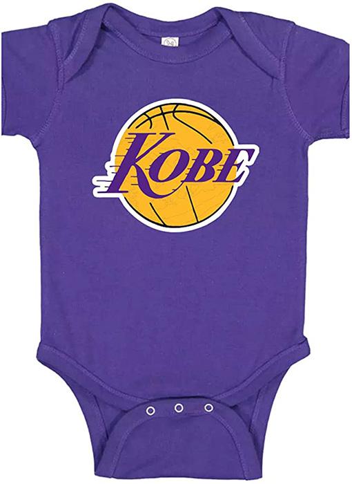 Lakers onesie