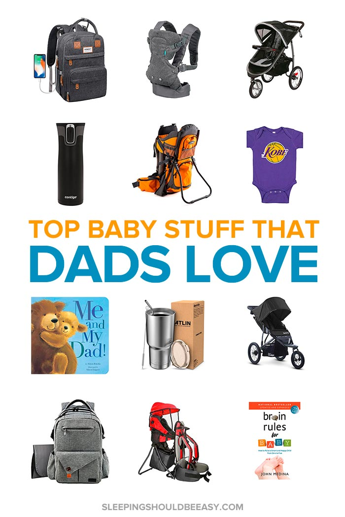 Baby stuff for dads