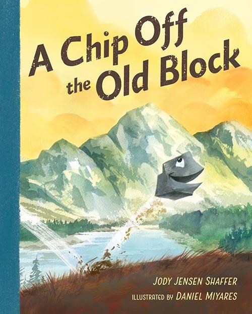 A Chip Off the Old Block by Jody Jensen Shaffer