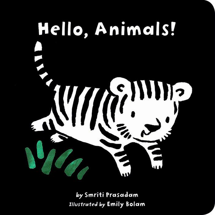 Hello Animals by Smriti Prasadam