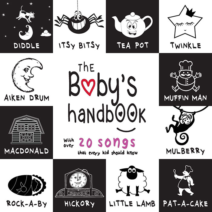 The Baby's Handbook by Dayna Martin