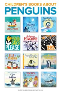Children's Books about Penguins