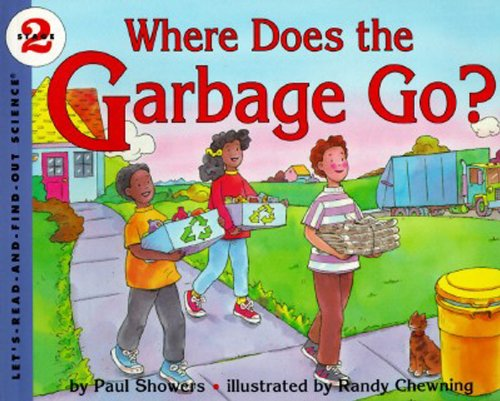 Where Does the Garbage Go? by Paul Showers