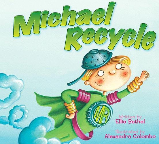 Michael Recycle byEllie Bethel