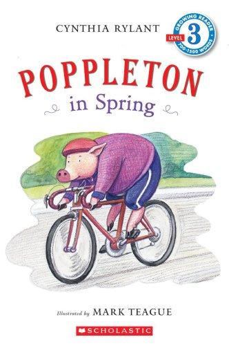 Poppleton in Spring by Cynthia Rylant