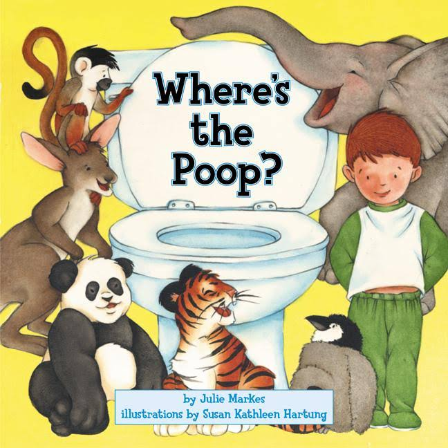Where's the Poop? by Julie Markes
