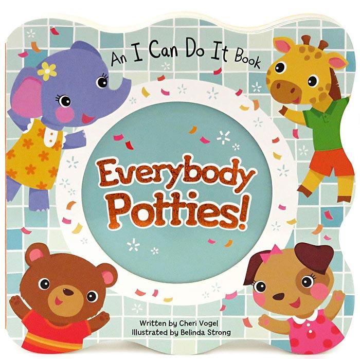 Everybody Potties by Cheri Vogel and Belinda Strong