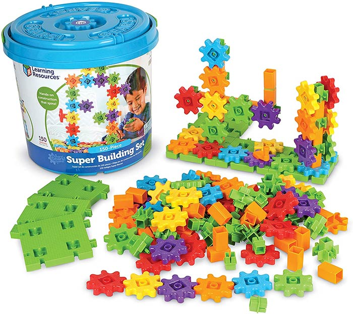 Learning Resources Gears