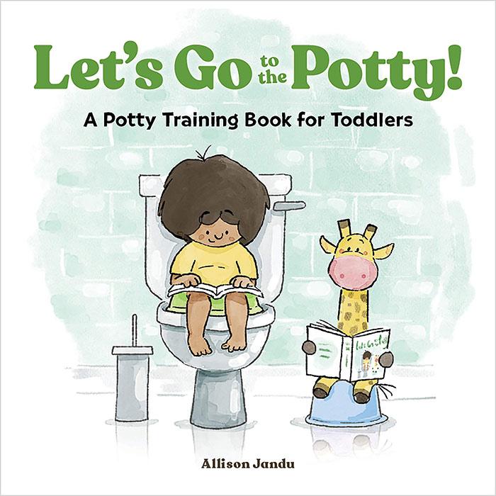 Let's Go to the Potty! by Allison Jandu