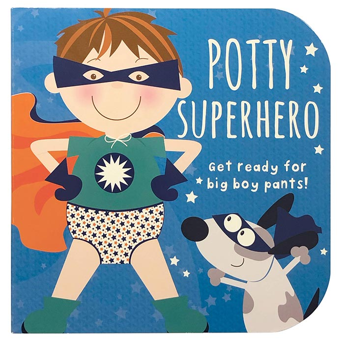 Potty Superhero by Mabel Forsyth