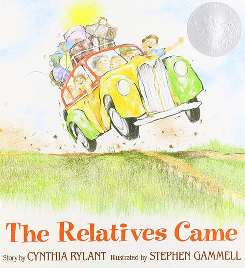 The Relatives Came byCynthia Rylant