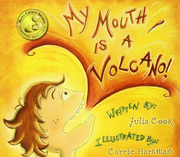 My Mouth Is a Volcano! by Julia Cook