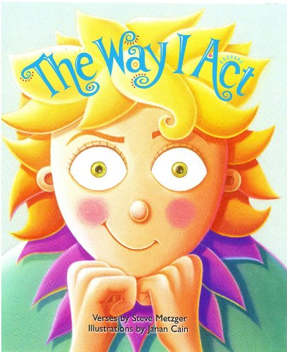 The Way I Act bySteve Metzger