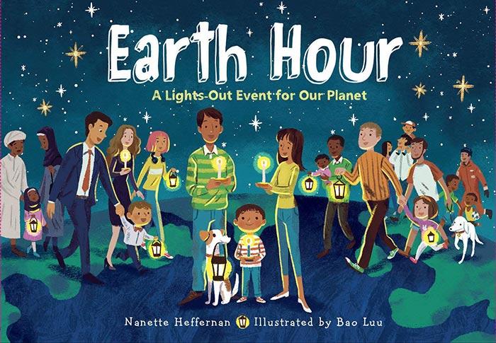 Earth Hour by Nanette Heffernan