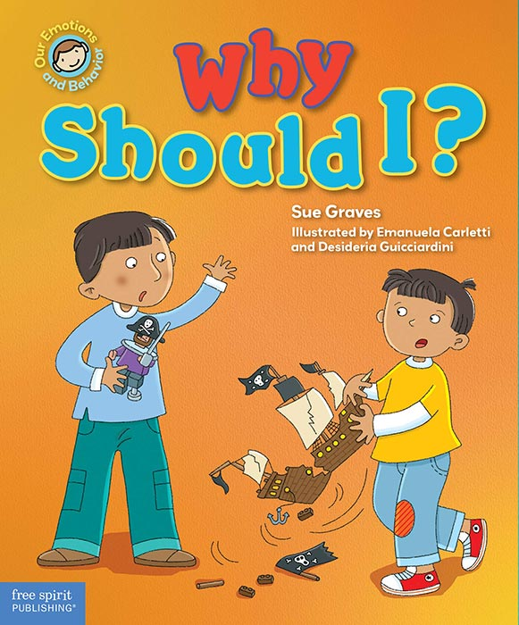 Why Should I? by Sue Graves