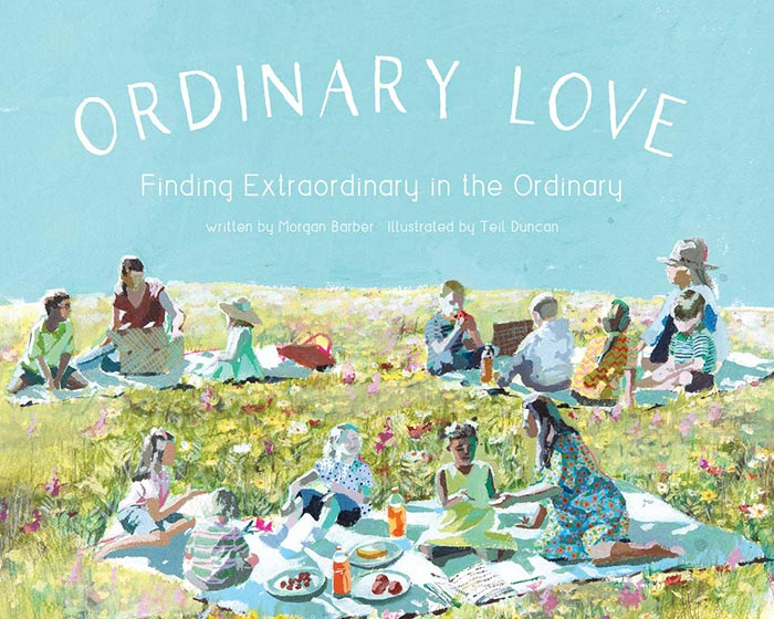 Ordinary Love by Morgan Barber
