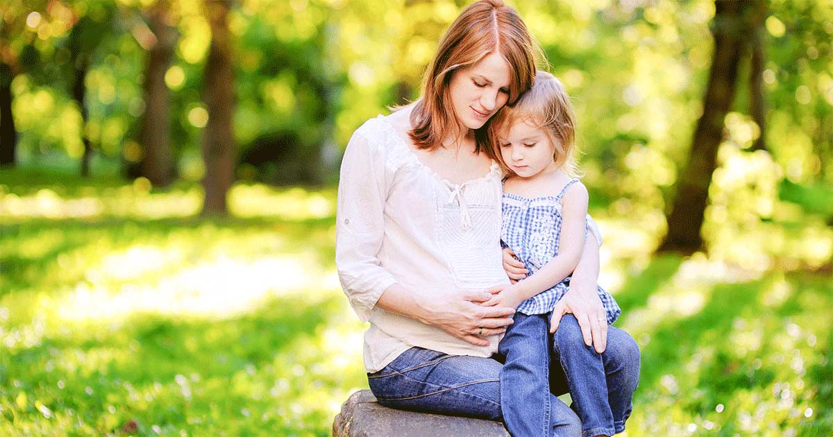 How to stop the mom guilt