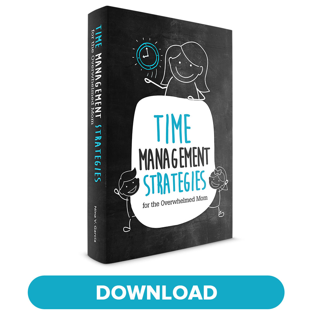 Download Time Management Strategies for the Overwhelmed Mom