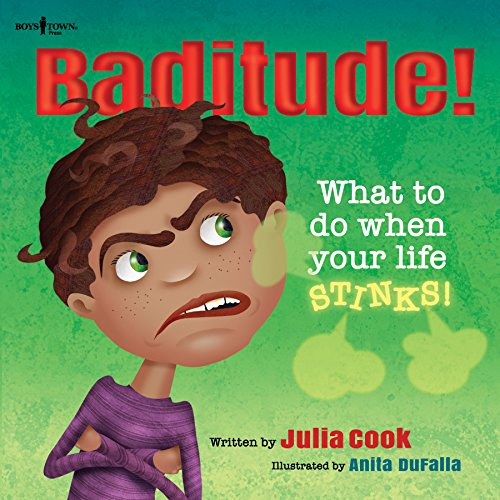 Baditude by Julia Cook