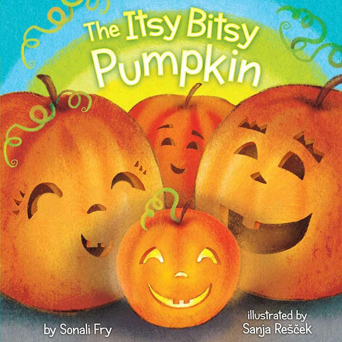 The Itsy Bitsy Pumpkin by Sonali Fry