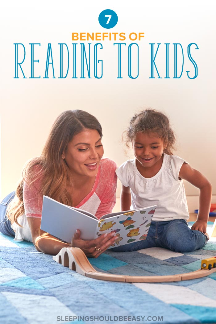 Benefits of Reading to Your Child