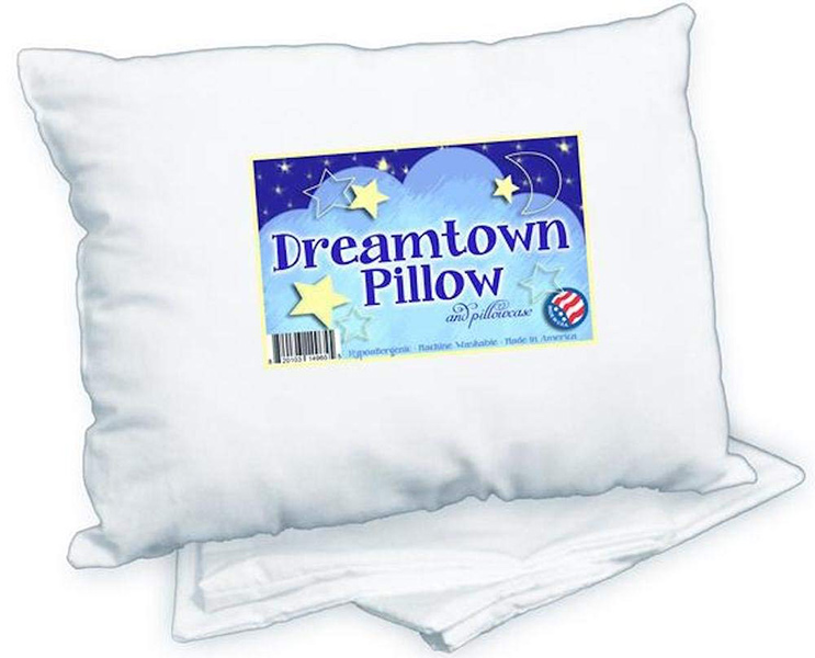 Dreamtown Pillow