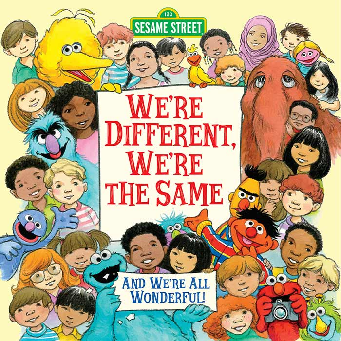 We're Different, We're the Same by Bobbi Kates