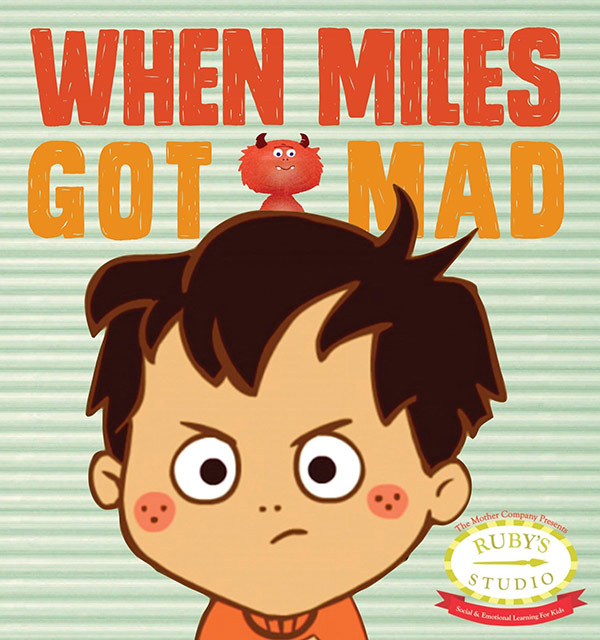 When Miles Got Mad by Sam Kurtzman-Counter