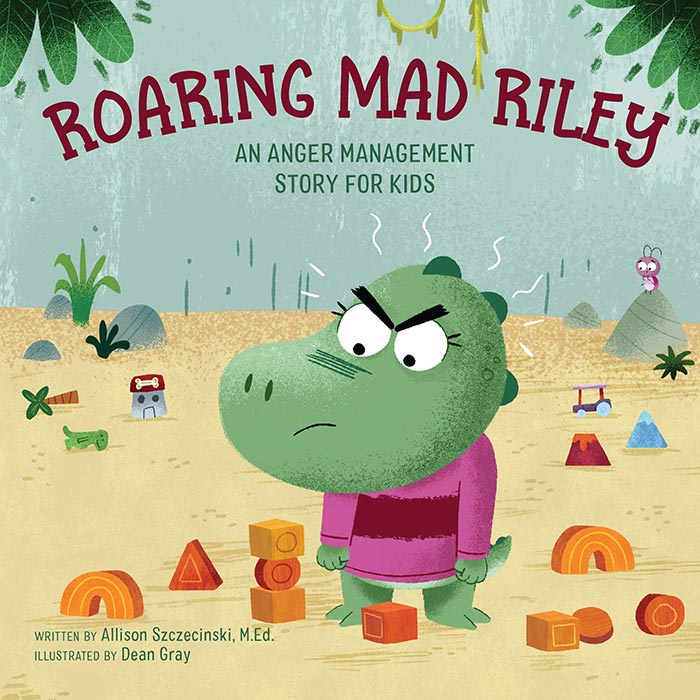 Roaring Mad Riley by Allison Szczecinski