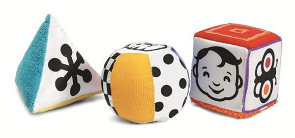 Manhattan Toy Activity Shapes