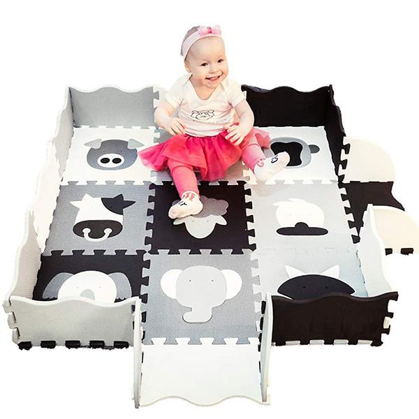 Sol Baby Design Play Mat