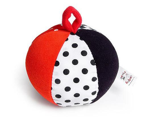 Black, White & Red Jingle Ball
