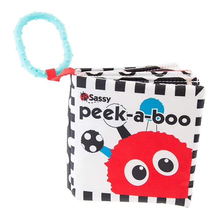 Peek-a-Boo Activity Book
