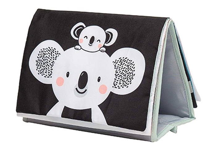 Soft Crinkle Activity Book
