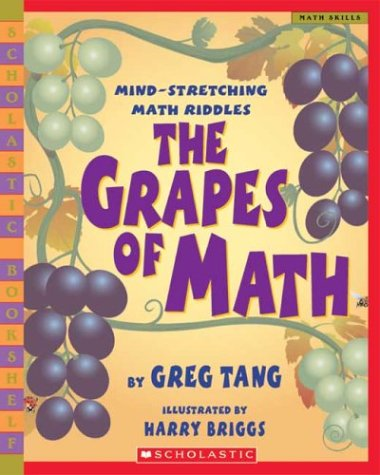 The Grapes Of Math by Greg Tang