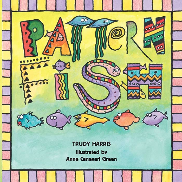 Pattern Fish by Trudy Harris