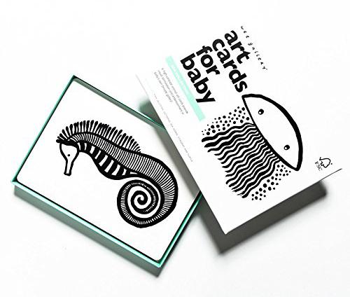 Wee Gallery Sea Art Cards
