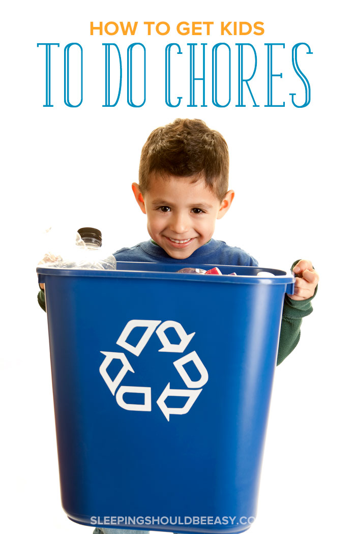 How to Get Kids to Do Chores (Without the Constant Reminders)