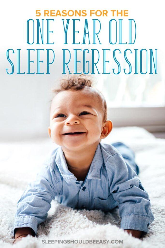 1 Year Old Sleep Regression