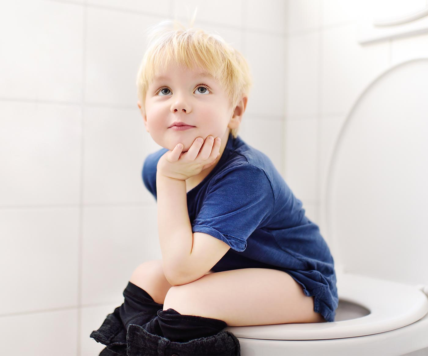 4 year old won't poop on potty