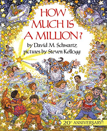 How Much Is a Million? by David M Schwartz