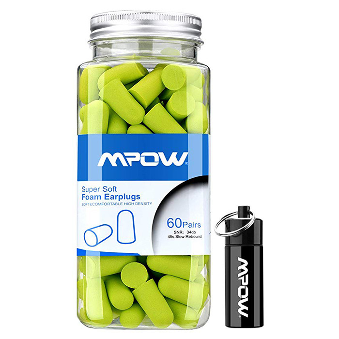 Mpow Foam Earplugs