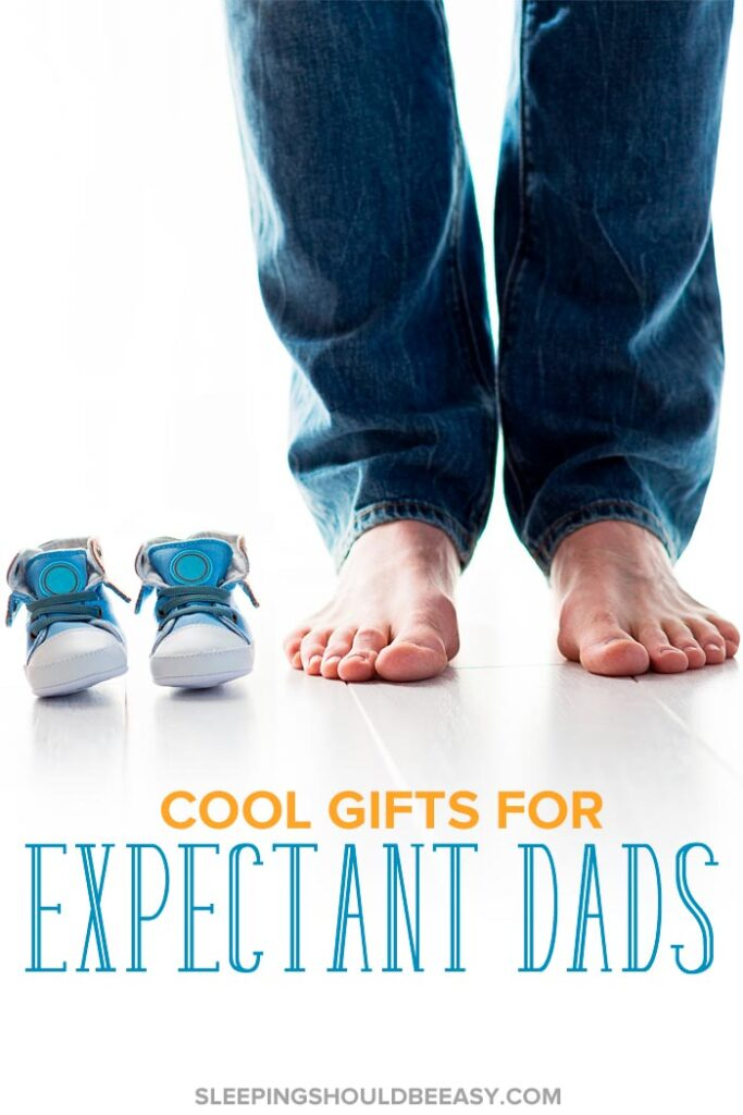 Cool Gifts for Expectant Dads That He'll Love