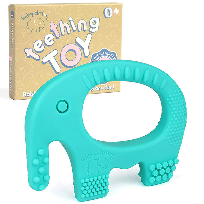 Baby Elefun Teether