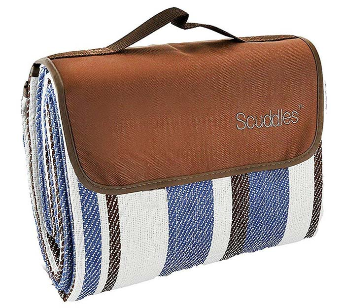 Scuddles waterproof beach blanket
