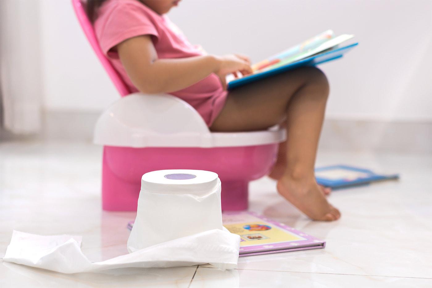 toddler won't poop on potty